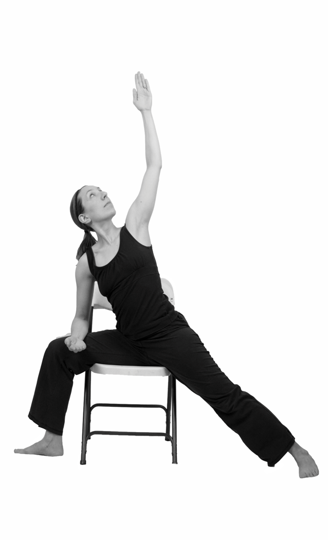 Chair yoga gets people moving the health journal for Chair yoga benefits
