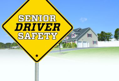 the health journal, senior driving, car accidents