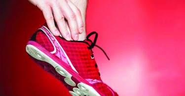 Leg and ankle pain associated with running and training for marathon.