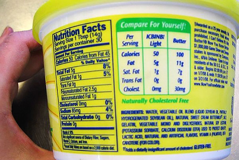 decoding food labels health journal