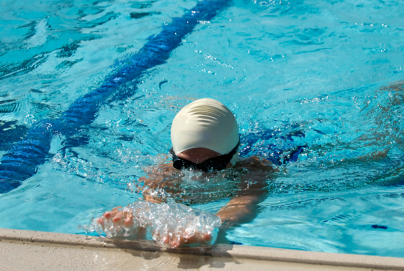 how to do a flip turn in swimming