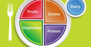 MyPlate School Lunches