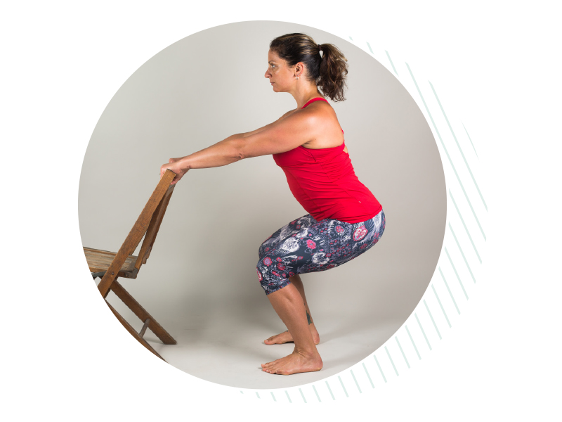 Supported Bodyweight Square