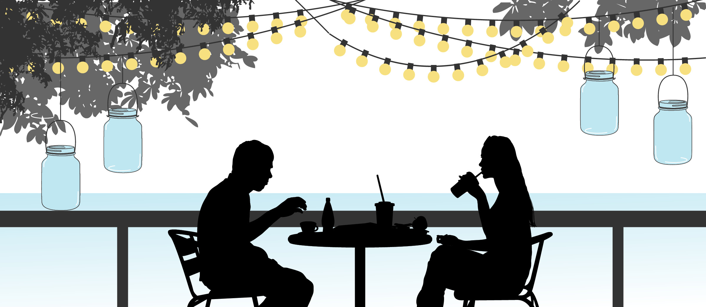 Dining Outdoors: Patio Dining in Hampton Roads