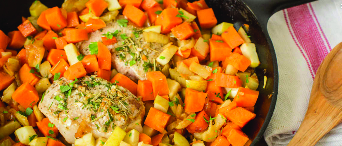 Braised Pork Chops And Fennel Recipes — Dishmaps