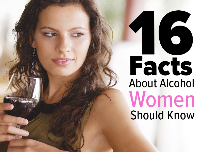 16 Facts about Alcohol Women Should Know - The Health Journa