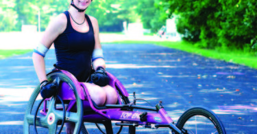 Teen Races to the Paralympics in Rio