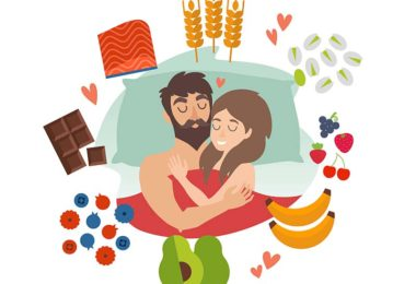 How Your Diet Can Improve Life Between the Sheets