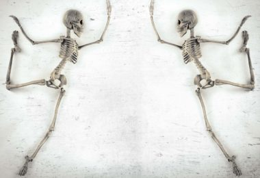Things To Do With Your Skeleton