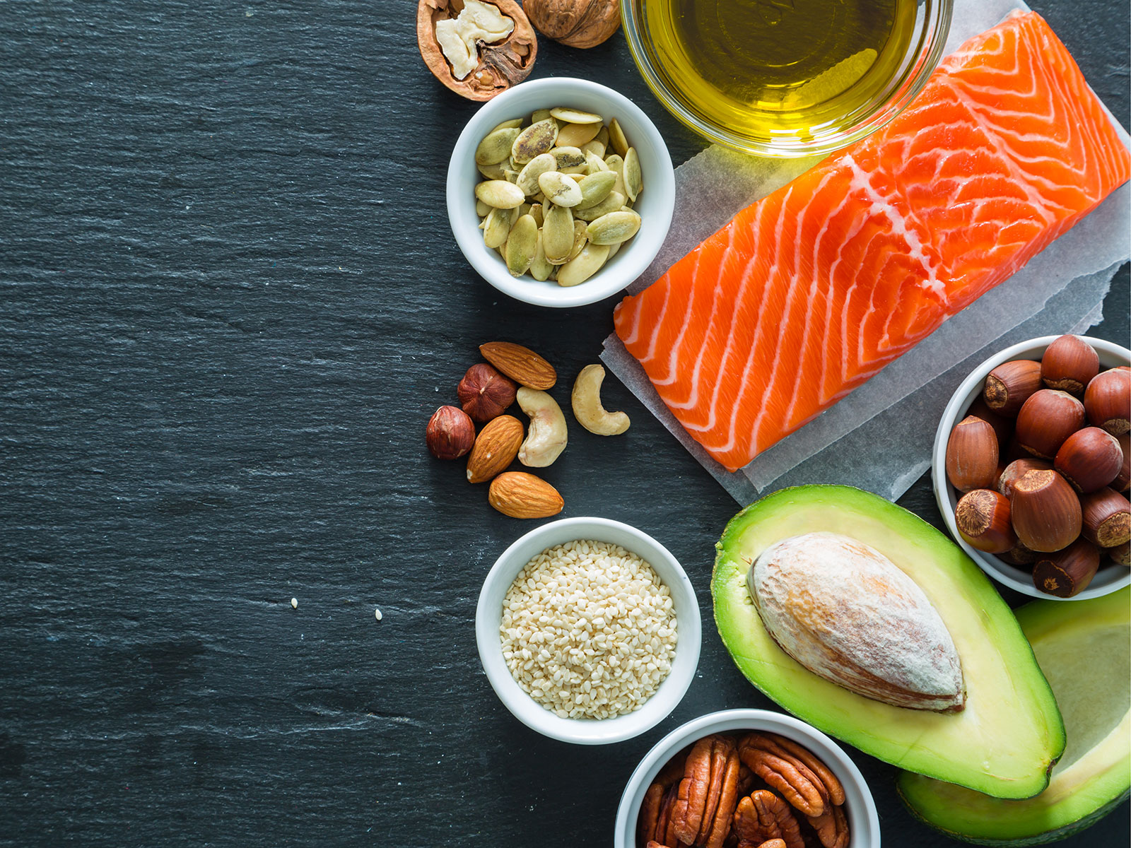 The Skinny on Eating Healthy Fats - Health Journal