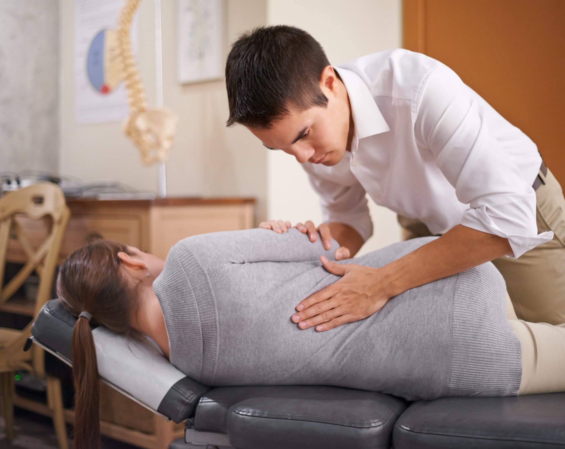 Is Chiropractic Care Safe Health Journal