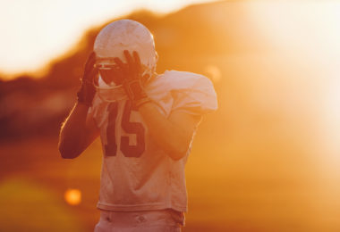 A concussion is a traumatic brain injury. It is one of the most serious injuries student athletes can suffer