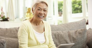 Aging Caregiver