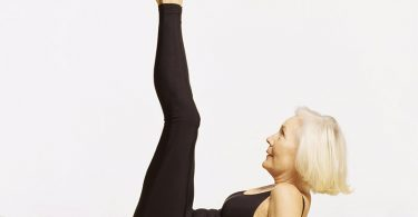 Seniors can read major health benefits by trying yoga.