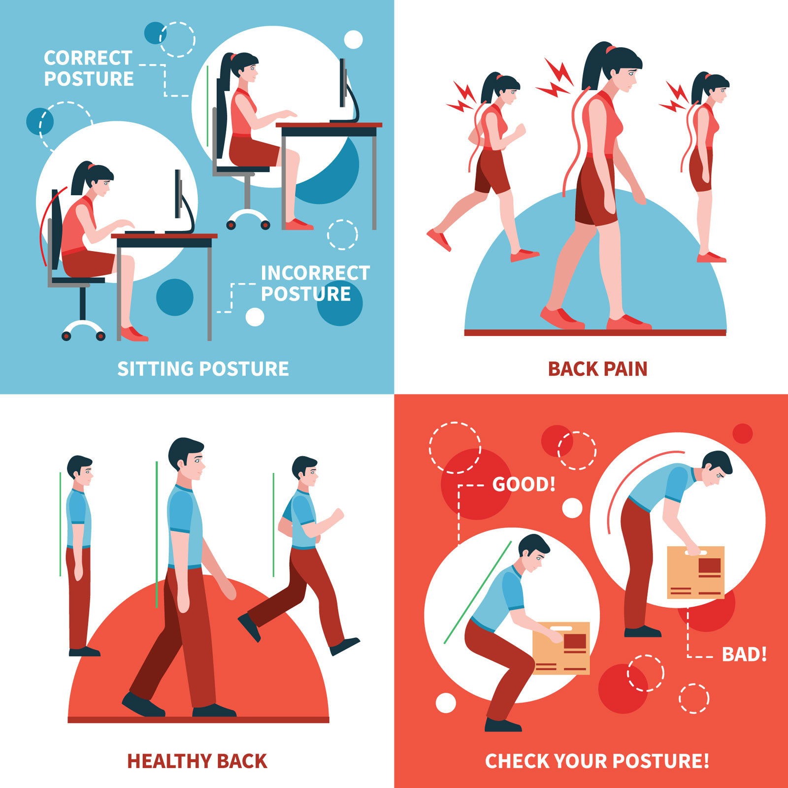 Improve Your Posture with These 4 Easy TIps- Lifestyle ...