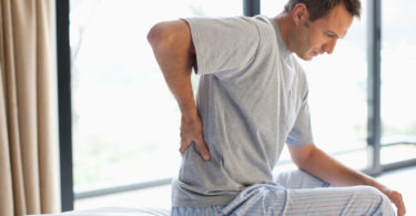 Injection therapy for back pain