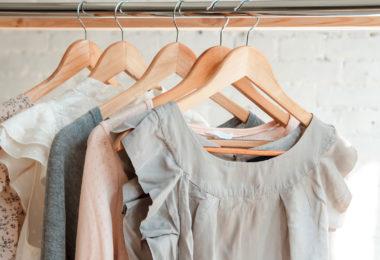 summer wardrobe turnover
