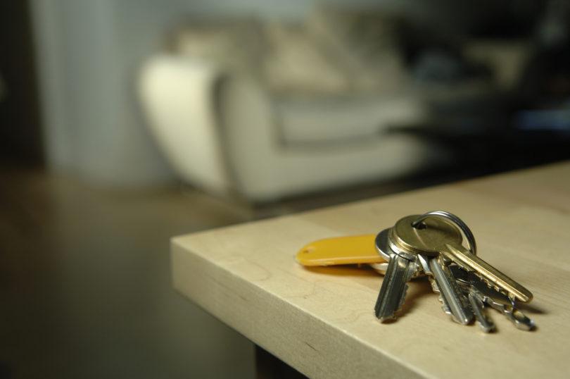 Forgetting keys
