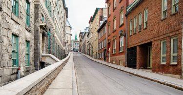 Quebec city retreat