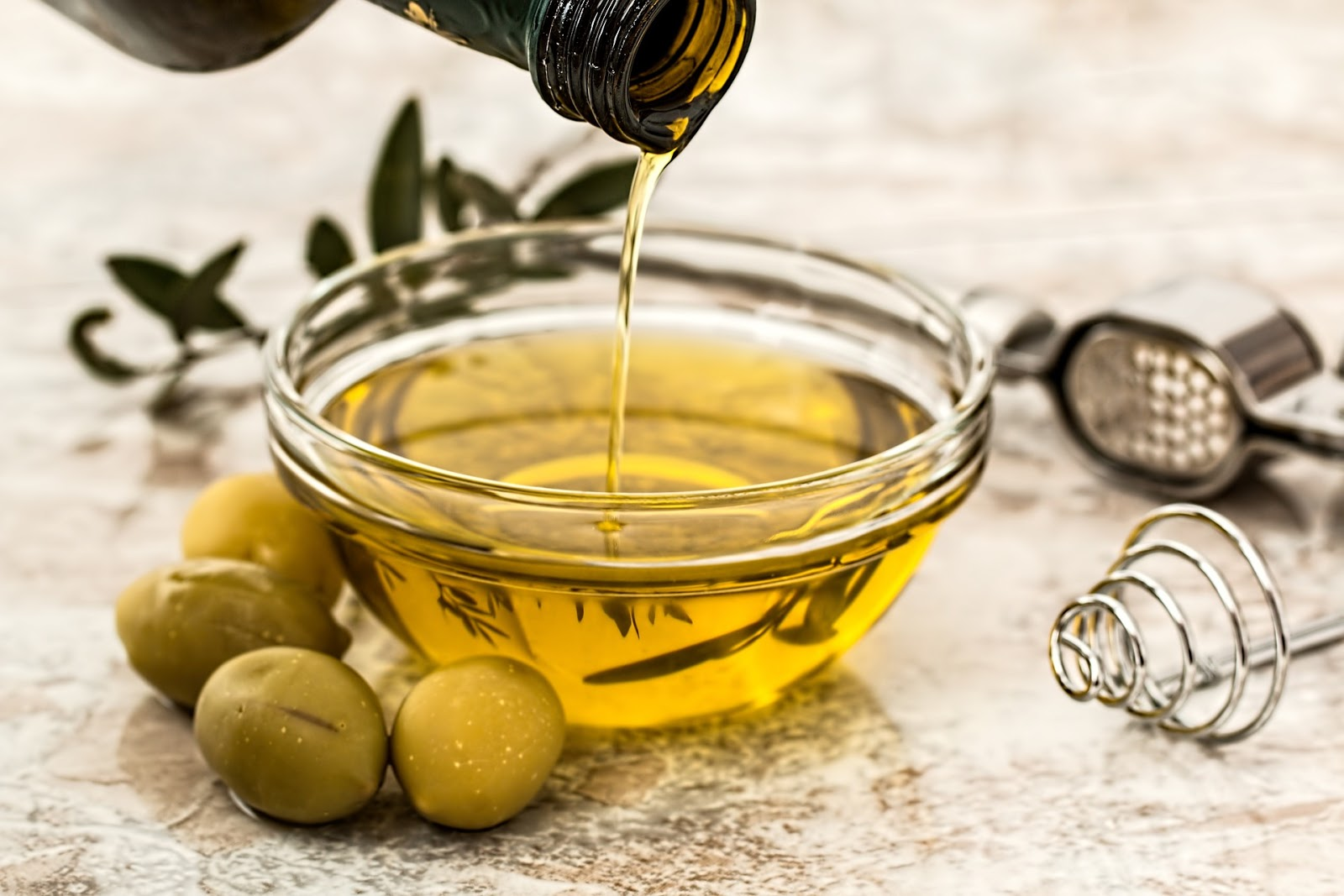 olive oil: one of the healthiest fats in the world – health