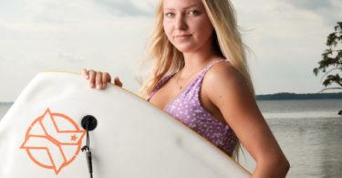 Katlyn Tuttle Making Waves as Female Bodyboarder