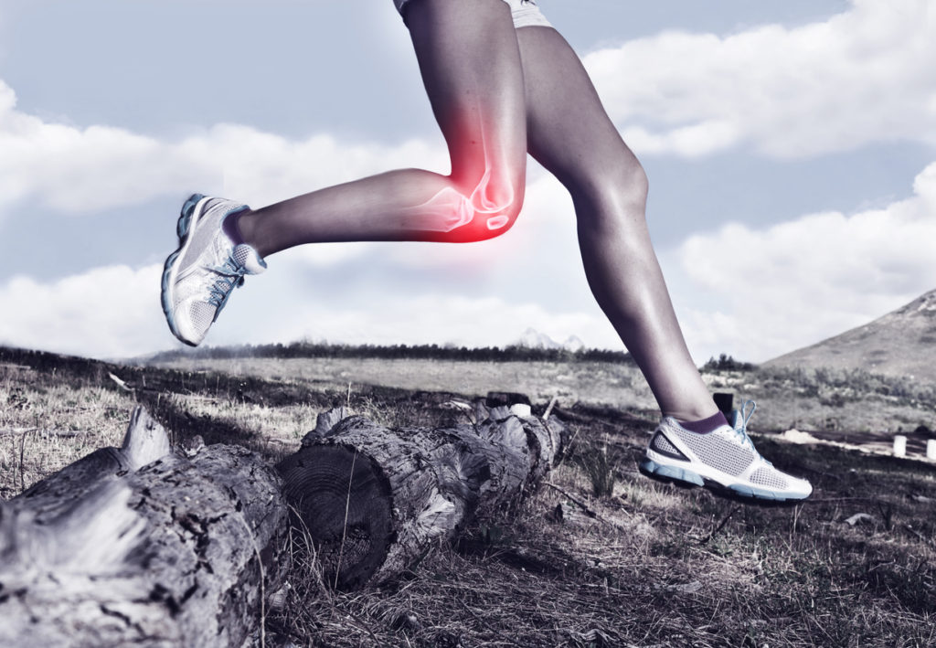 Runners Ignore Knee Pain