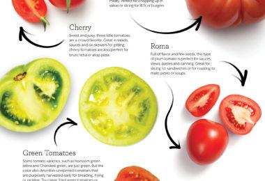 the tastiest tomatoes